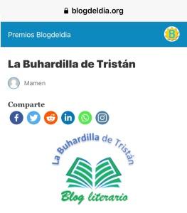 Premio Blog del Día_Febrero 2020